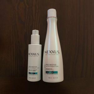 Nexxus Promend Shampoo and Treatment